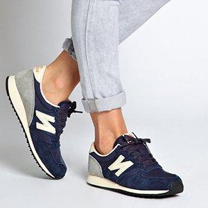 Модные кроссовки нью беланс
