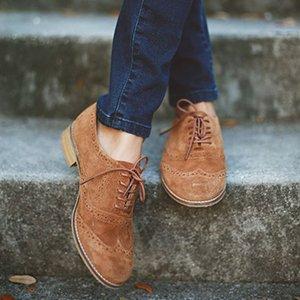 Женская обувь в мужском стилк