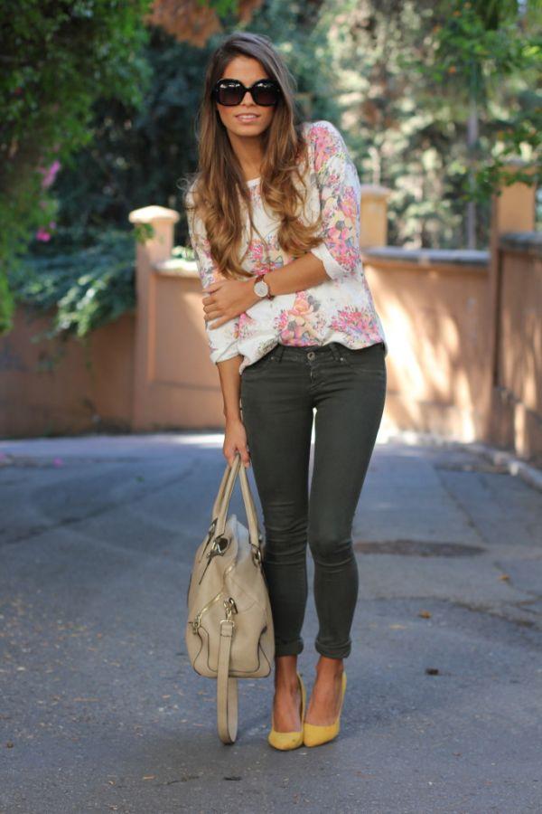 Повседневный стиль в одежде
