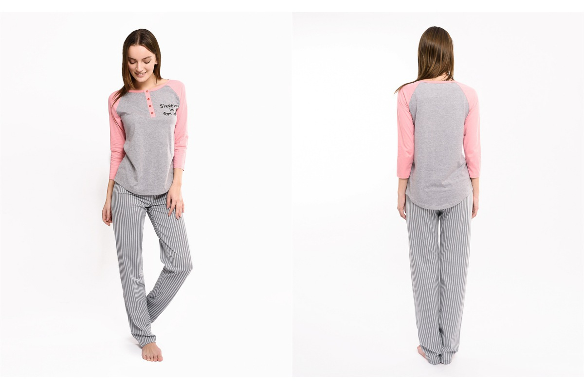 Пижама: лонгслив; брюки Mark Formelle