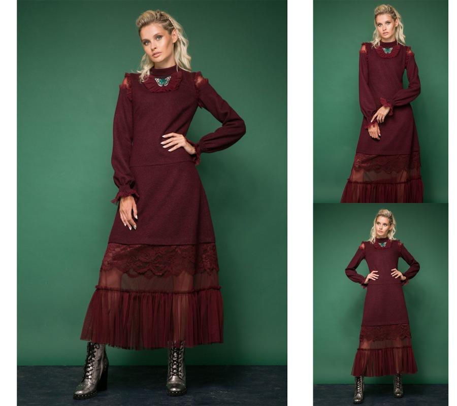 Платье Qween YULIA'SWAY