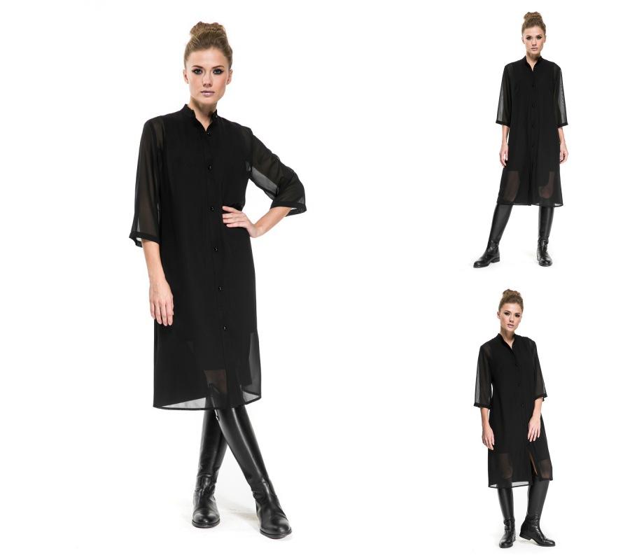 Платье-рубашка YULIA'SWAY