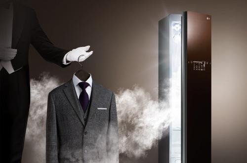 Электрический шкаф для одежды