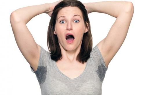 Что делать, если сильно потеют подмышки, лицо, руки и тело целиком?