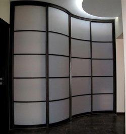 Двери в гардеробную