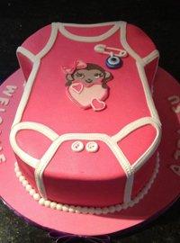 Торт в виде ползунков