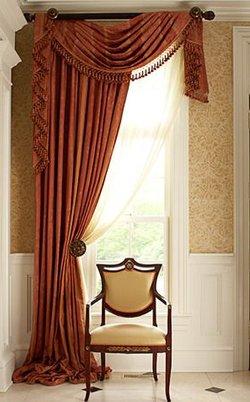 Комнатные шторы