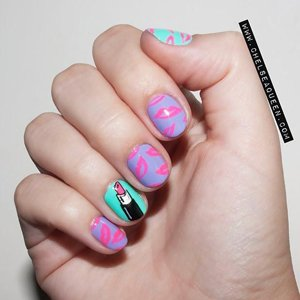 Дизайн ногтей шеллак