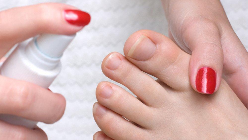 Спрей от запаха ног