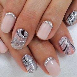 оригінальний дизайн нігтів
