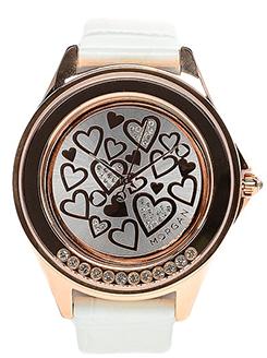 Женские часы с оригинальным циферблатом