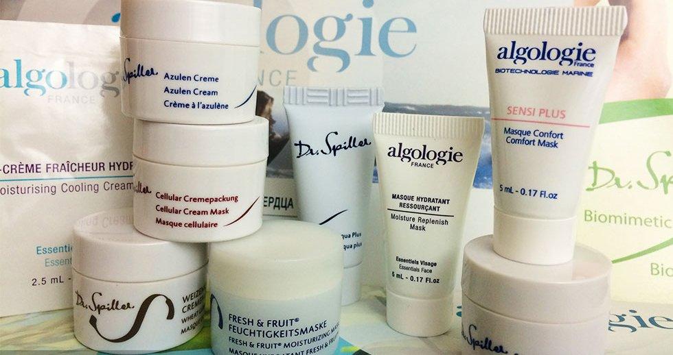Французская профессиональная косметика Algologie
