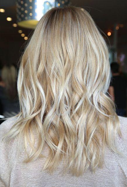 Пшенично-пепельный цвет волос
