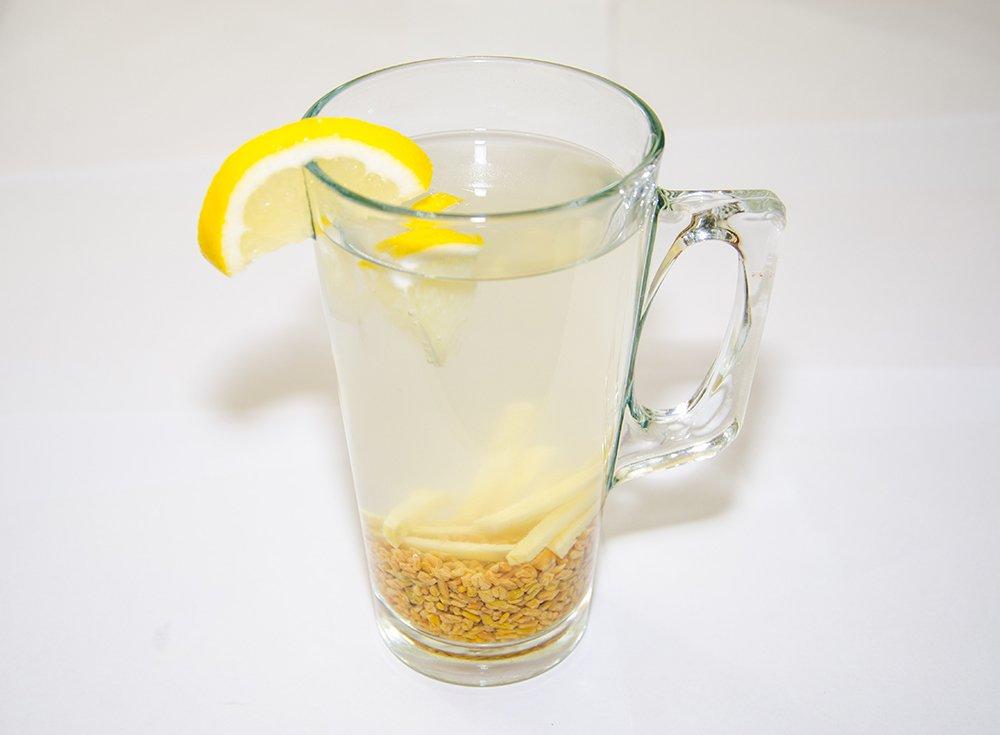 Чай из семян хельбы