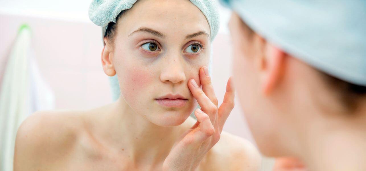 Предупреждение морщин на лице