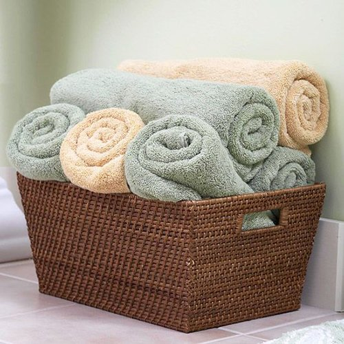Корзина для хранения полотенец