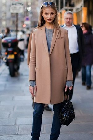 Аристократичное пальто