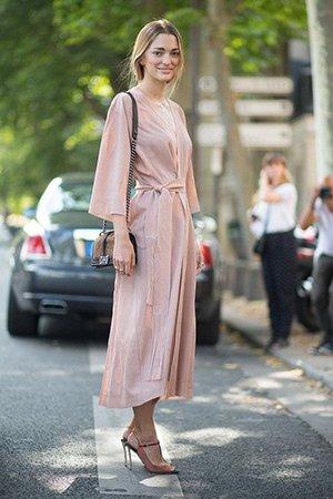 Дорогостоящее платье