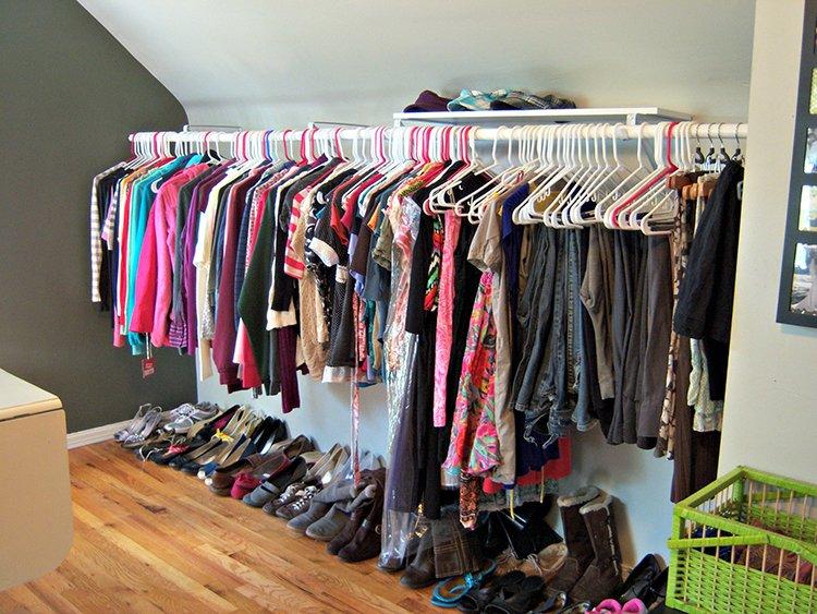 Магазин б/у одежды