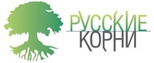 логотип Русские корни